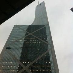 Photo taken at Citibank Plaza 花旗銀行廣場 by J.W W. on 10/30/2012