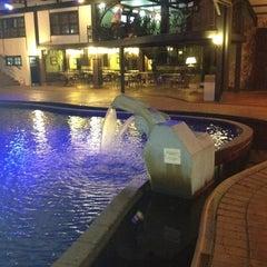 Photo taken at Termas de Jurema Resort Hotel by Paula C. on 10/26/2012