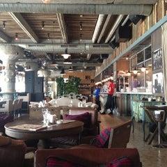 Photo taken at Dandy Cafe by Artem Korolev by Anastasia V. on 6/9/2013