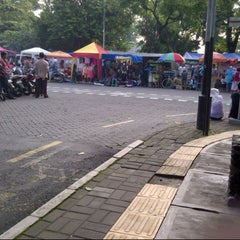 Photo taken at Sunday Morning (SUNMOR) UGM by Gustiana M. A. on 12/30/2012