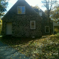 Photo taken at Eleanor Roosevelt National Historic Site by Mary F. on 10/21/2012