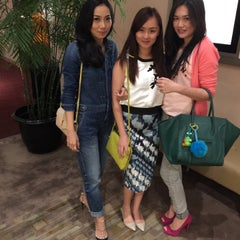 Photo taken at Premiere Ciputra World XXI by Teresa C. on 12/27/2014