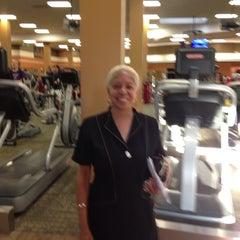 Photo taken at LA Fitness by Wanda W. on 6/1/2013