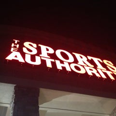 Photo taken at Sports Authority by Kym H. on 8/25/2013