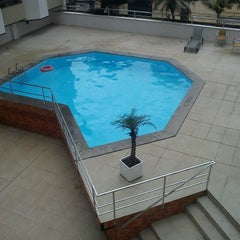 Photo taken at Holiday Inn Sao Luis by Robson Leandro d. on 1/1/2013