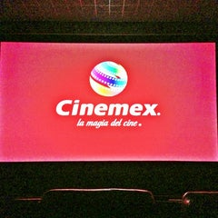 Photo taken at Cinemex by Gonzalo B. on 12/18/2012