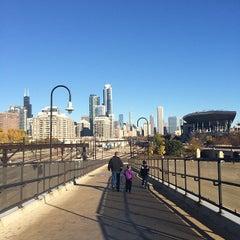 Photo taken at 18th Street Bridge by Greg H. on 11/3/2013