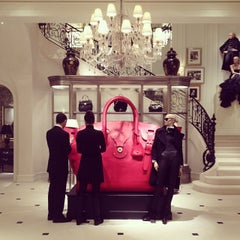 Photo taken at Ralph Lauren Men's by Taylor H. on 10/13/2013