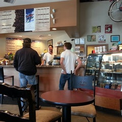 Photo taken at Park City Coffee Roaster by Tiffany H. on 5/29/2013