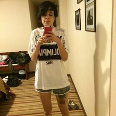 Photo taken at Orly Suites Corrientes by Erika G. on 9/18/2014