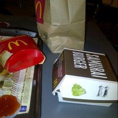 Photo taken at McDonald's by Suraya A. on 10/16/2012