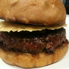Photo taken at Umami Burger by Jeffrey K. on 11/27/2012