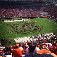 Photo taken at Jordan-Hare Stadium by Colleen H. on 10/7/2012