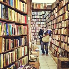 Photo taken at Librería El Ático by Stephen K. on 1/20/2014