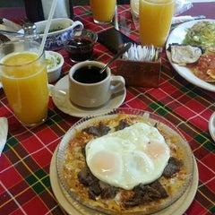 Photo taken at Restaurante Nora by Juan M. on 5/2/2013