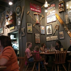 Photo taken at Cracker Barrel Old Country Store by LaMont'e B. on 5/3/2013