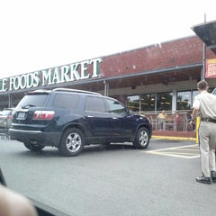 Photo taken at Whole Foods Market by LaMont'e B. on 8/27/2013