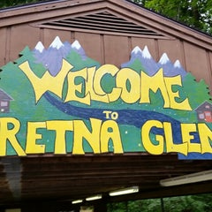 Photo taken at Gretna Glen Camp by Robert D. on 7/6/2014