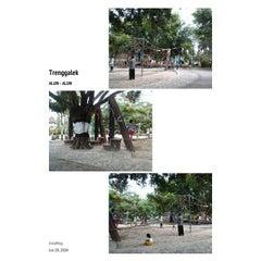 Photo taken at Alun-Alun Trenggalek by Agung P. on 6/28/2014