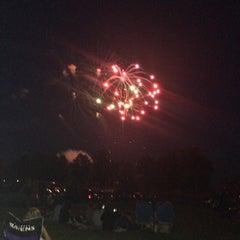 Photo taken at Brunswick High School by Phil G. on 7/6/2014