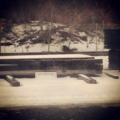 Photo taken at Niles Riverfront Park by Joel C. on 12/29/2013