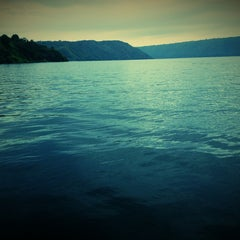 Photo taken at Danau Toba by Bayu A. on 1/5/2013