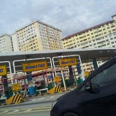 Photo taken at Plaza Tol Sungai Besi by Thia Fathiah on 12/6/2013