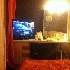 Photo taken at Пятый угол / 5th Corner Hotel by Garik G. on 12/7/2012