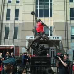 Photo taken at United Center by Corbin B. on 4/27/2013