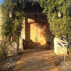 Photo taken at Boutier Winery by Holly R. on 3/9/2013
