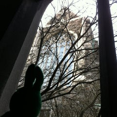 Photo taken at Trinity Church Cemetery & Mausoleum by greenie m. on 2/2/2013