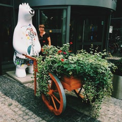 Photo taken at Maritim proArte Hotel Berlin by Turchina M. on 8/13/2014