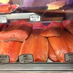 Photo taken at Russ & Daughters by Michael M. on 2/16/2013