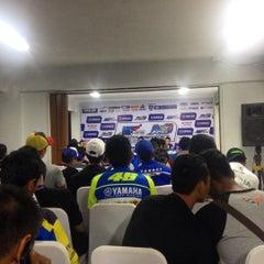 Photo taken at Sentul International Circuit by Adiwirya Aristiara d. on 11/13/2015