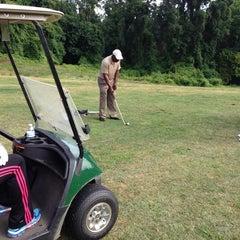 Photo taken at Rock Creek Golf Course by Edmund T. on 8/2/2014