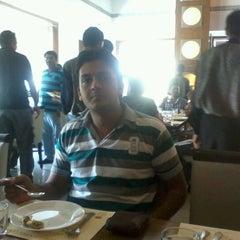 Photo taken at Vihangs Inn by Balu T. on 9/28/2012