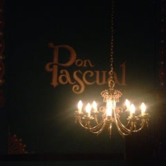 Photo taken at Don Pascual by Nicolas G. on 12/31/2012