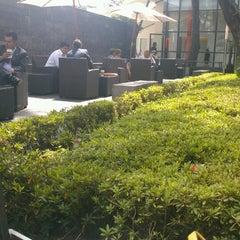 Photo taken at Starbucks by Alejandra F. on 4/30/2013