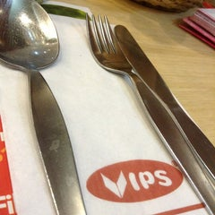 Photo taken at Vips by Natalia. on 1/19/2013