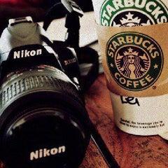 Photo taken at Starbucks by octha K. on 1/7/2013