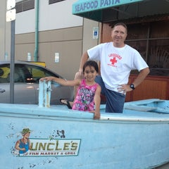 Photo taken at Uncle's Fish Market & Grill by 🌺Michelle S. on 6/19/2013