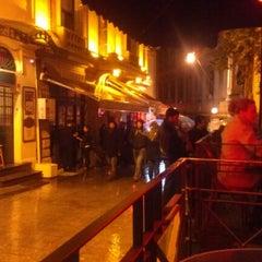 Photo taken at KafePi Asmalımescit Bomonti Brasserie by Mehlika on 12/11/2012