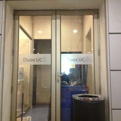 Photo taken at Duoc UC by Jose manuel G. on 6/19/2013