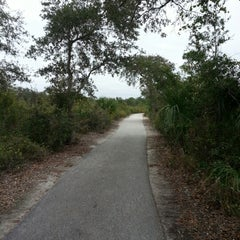 Photo taken at Weedon Island Preserve by Stephanie T. on 12/28/2012