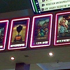 Photo taken at Cinemas Del Country by Julio S. on 7/17/2013