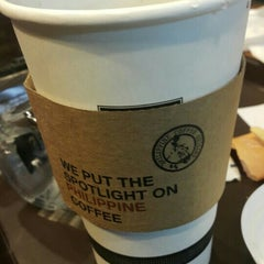 Photo taken at Bo's Coffee by Mak A. on 10/12/2015