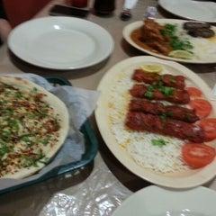 Photo taken at Himalaya Restaurant by Linda on 12/22/2012