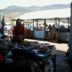 Photo taken at Tempat Pelelangan Ikan by Annisa K. on 10/14/2012