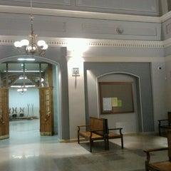 Photo taken at Tartu Raudteejaam by Nadja E. on 10/21/2012