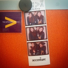 Photo taken at Accenture by Lean A. on 7/20/2015